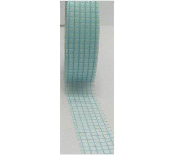 masking tape carreaux - bleu clair